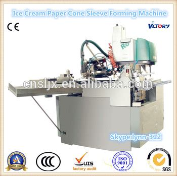 Paper Cone Machine - ce approved china made factory price pizza paper cone