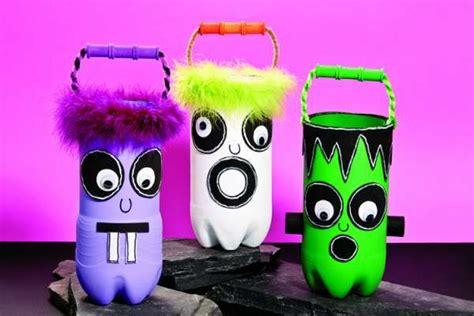 imagenes de halloween reciclables dulceros de miedo para halloween actividades ni 241 os con