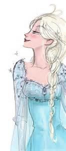 drawings of elsa from frozen elsa frozen fan 34462237 fanpop