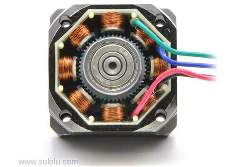 3d printed stepper motor working 3d printed stepper motor hackaday