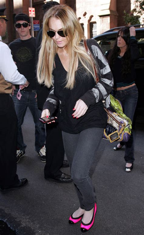 Lindsay Back In The by Lindsay Lohan Back In The States Entertainment News