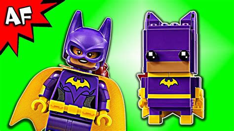 Lego 41586 Brickheadz Batgirl lego batman brickheadz batgirl 41586 speed build