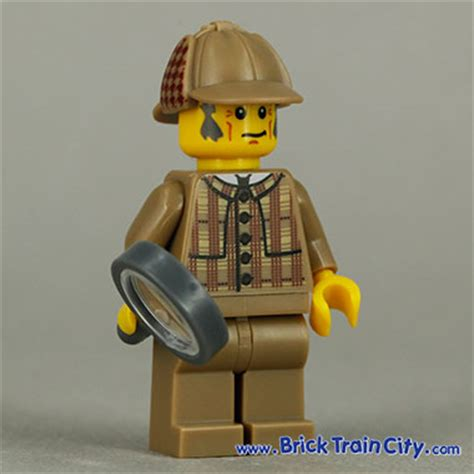 Lego Minifigures Series 5 Detective detective 8805 lego minifigures series 5 review