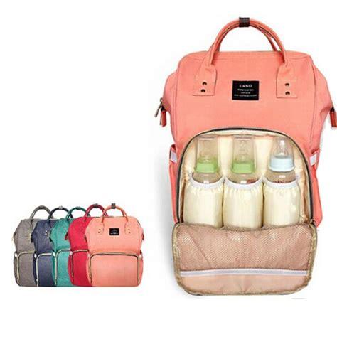 Bag In Bag 5 In 1traveling Bag In Bag Tas Traveling Serbaguna aliexpress buy land update mummy maternity nappy bag brand large capacity baby bag travel