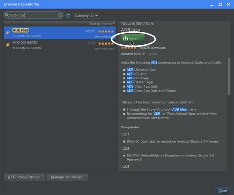 9 more essential plugins for android studio sitepoint - Android Studio Plugins