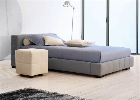 Bonaldo Squaring Basso Single Bed   Single Beds   Contemporary Beds