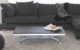 Coffee Tables That Convert Into Dining Room Tables Transforming Tables Convert Coffee To Dining Surfaces