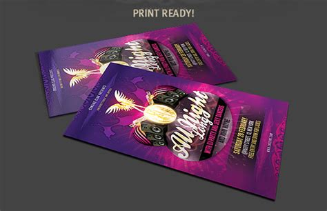 cool flyer templates free 20 best free flyer templates designorbital