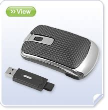 Mouse And Usb Hub Clad In Leather by Carbon Fiber Collection Carbon Fiber Wireless Leather
