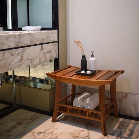 how to make a shower bench seat how to build a teak shower bench the homy design