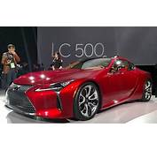Does The 2017 Lexus LC 500 Name Leave Room For An F