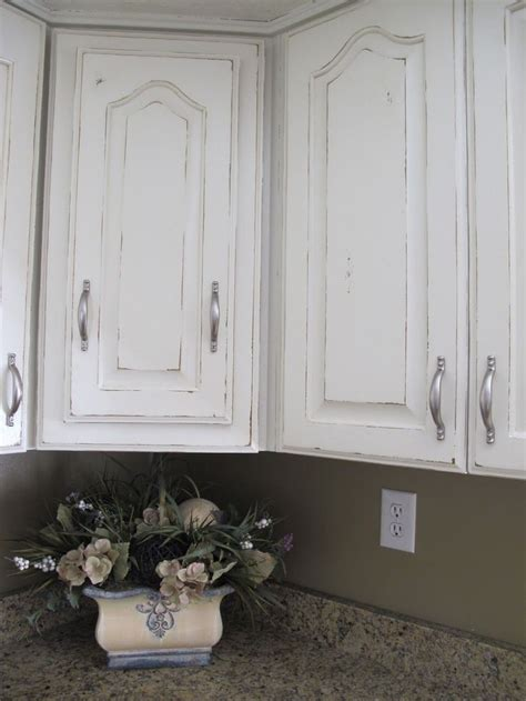 Painting Kitchen Cabinets Distressed White This Is What My Kitchen Cupboards Are Going To Look Like Soon Things I