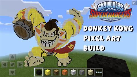 kong skylanders superchargers pixel minecraft