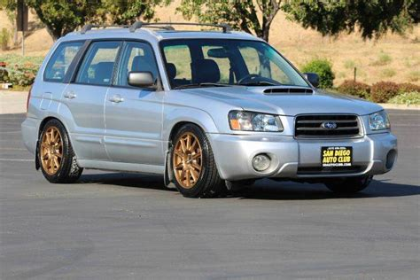 2005 Subaru Forester Xt by 2005 Subaru Forester Xt Awd 4dr Turbo Wagon In