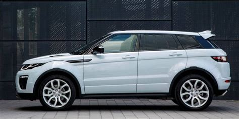 range rover rims 2017 2017 range rover evoque minor update and features