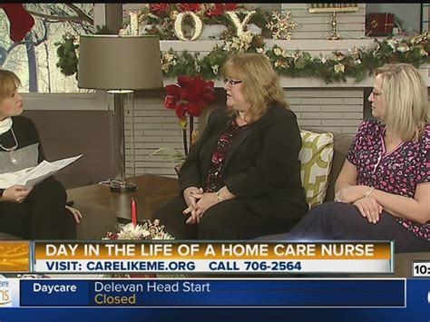 day in the of a home care wkbw buffalo ny