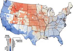 us government nuclear fallout map nuclear bombs vs bombs emp vs suitcase bombs