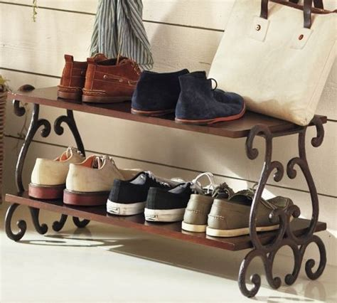 entryway shoe rack moran shoe rack mediterranean shoe storage by