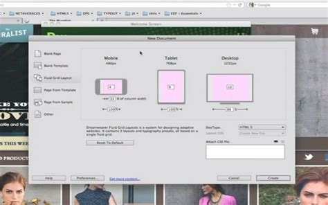 tutorial responsive dreamweaver cs6 dreamweaver cs6 tutorials how to build responsive web