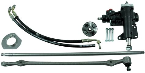 Kit Power Steering Bwh Escudovitarakatana borgeson 999023 power steering conversion kit fits 65 66