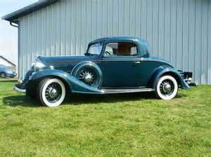 1933 Buick Coupe 1933 Buick Rumbleseat Coupe For Sale D D Classic Auto