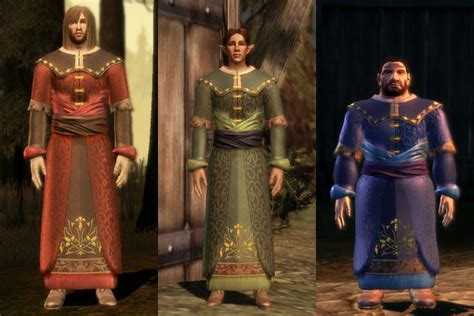 Wedding Attire Neverwinter by Brocade Mage Robes Origins At Age Mods And