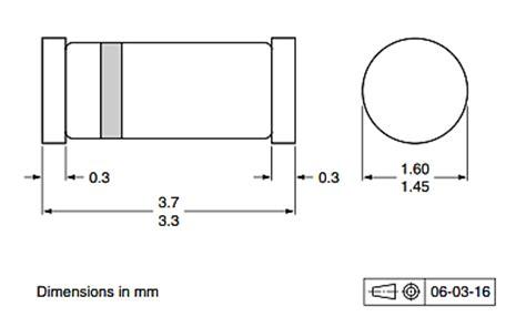 1n4148 smd diode datasheet 1n4148 smd sod80c nxp