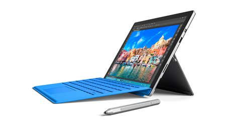Microsoft Surface Pro 4 Are Windows Tablets Finally Catching Up To The