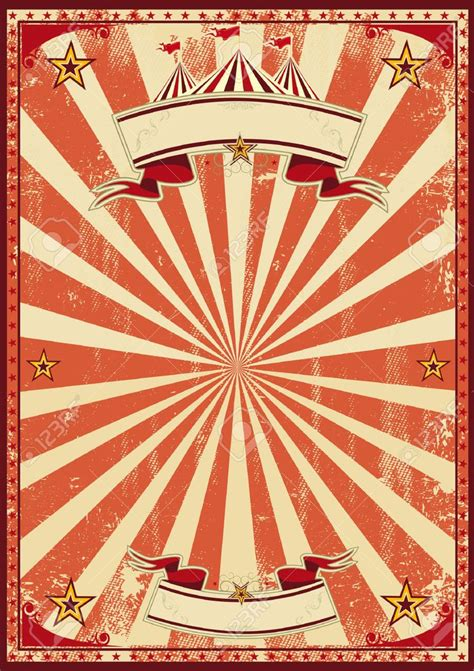 carnival posters template vintage carnival border a vintage circus farrahs