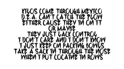 conejo tattoo tears lyrics conejo bugsy tattoo ink terrorism ft sick jacken