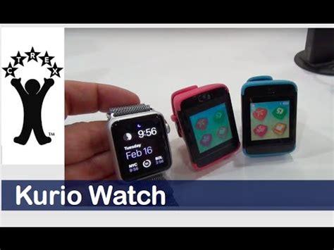 Xeero Smartwatch Kurio Thekidsmagic