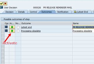 sap activate workflow reminder in sap workflow sap blogs