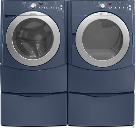 Maytag Maxima Pedestal Maytag Med9800tq 27 Quot Electric Dryer With 7 0 Cu Ft