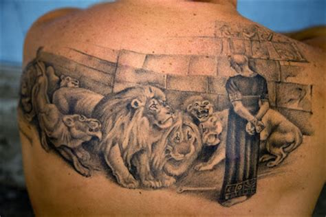 lions den tattoo fit 2 wed la ink