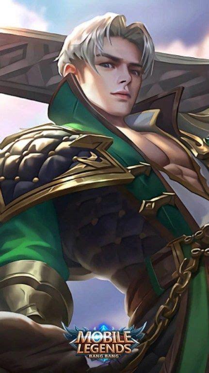 alucard lone hero rework mobile legends wallpapers