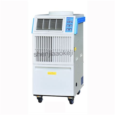 1pc commercial mobile industrial air cooler air conditioner compressor refrigeration integrated