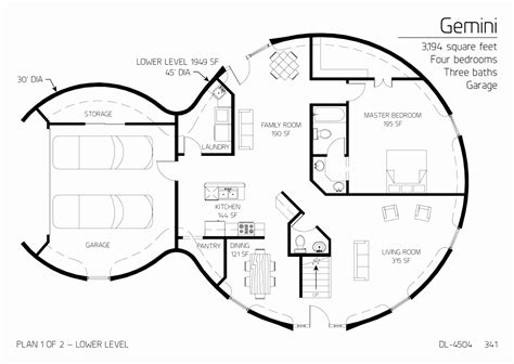 circular house floor plans floor plan for a round house