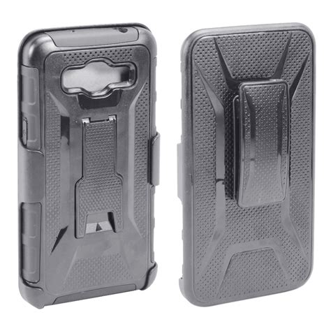 Xphase Armor Cover Casing Belt Holster Samsung Grand Prime wholesale samsung galaxy grand prime g530 holster combo belt clip black