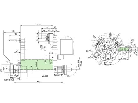 improve layout of work area maxxturn 25 emco lathes and milling machines for cnc
