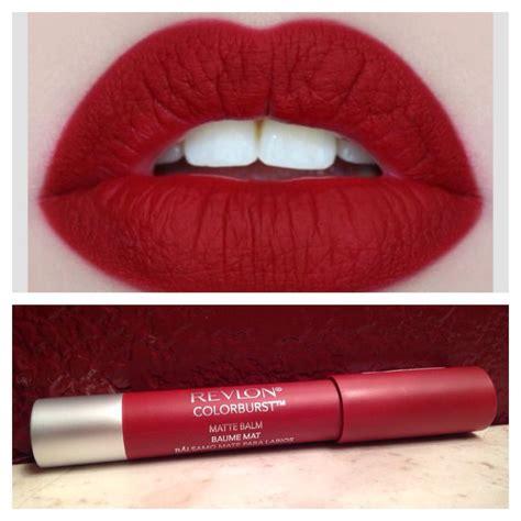 Lipstik Revlon Colorburst Matte get matte for a cheap price revlon colorburst