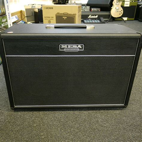 Mesa Boogie Lonestar Cabinet by Mesa Boogie Lone 2x12 Cabinet 2nd Rich Tone