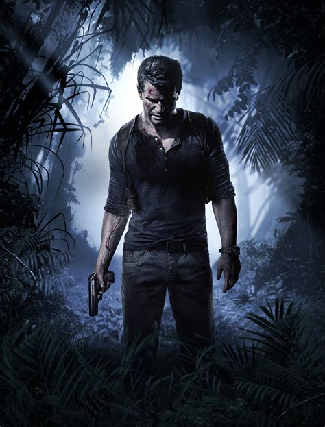 Bd Ps4 Uncharted 4 Se uncharted 4 a thief s end playstation 4 3djuegos