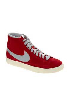 High Top Nike Nike Blazer Mid High Top Trainers At Asos