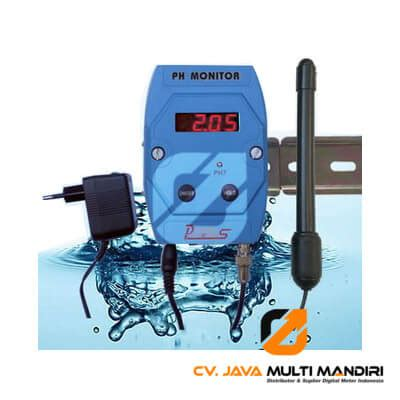 Alat Ukur Ph Air alat ukur dan monitoring ph air kl 025n instrumen uji