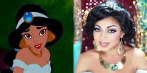 Good Laundry Room Colors - how to do princess jasmine s makeup aladdin makeup and costume tutorial