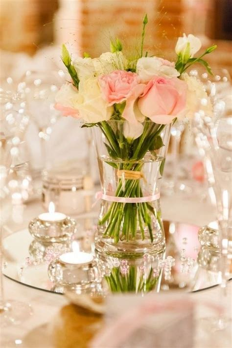 Mirror Vases Centerpieces by 25 Best Ideas About Mirror Wedding Centerpieces On Diy Wedding Centerpieces