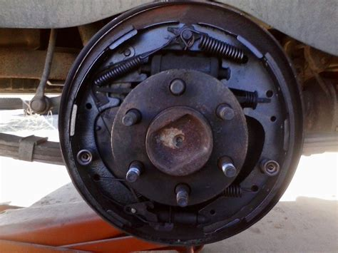 2001 Dodge Ram 1500 Rear Brakes Diagram