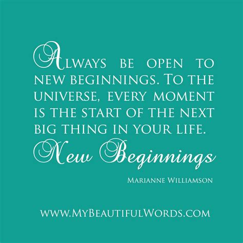 love quotes new beginning quotesgram