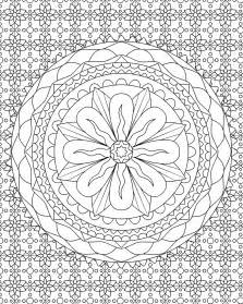 coloring pages for adults abstract free printable abstract coloring pages for