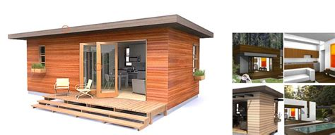 one bedroom prefab home about 200 300 per sqft quot this small prefab is a one